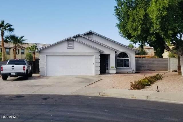 8502 E Carol Avenue, Mesa, AZ 85208 (MLS #6168158) :: The Luna Team