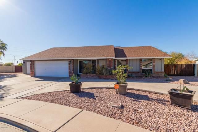 1210 N Matlock Circle, Mesa, AZ 85203 (MLS #6168168) :: The Luna Team