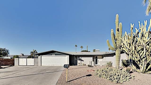 2260 E Enrose Street, Mesa, AZ 85213 (MLS #6168177) :: The Luna Team