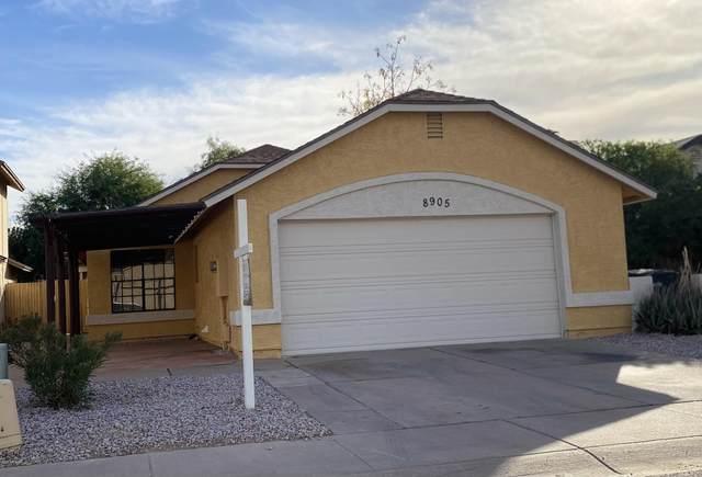 8905 W Fairmount Avenue, Phoenix, AZ 85037 (MLS #6168187) :: Maison DeBlanc Real Estate