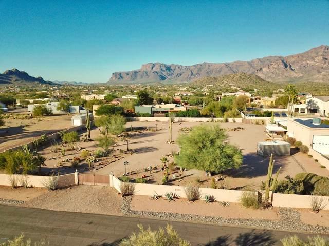 11068 E Sugar Creek Drive, Gold Canyon, AZ 85118 (MLS #6168196) :: Conway Real Estate