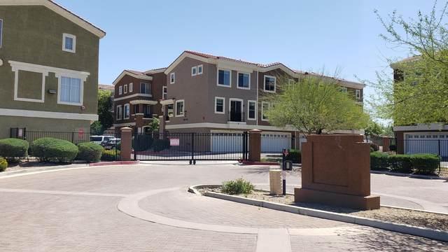 22125 N 29TH Avenue #125, Phoenix, AZ 85027 (MLS #6168213) :: Keller Williams Realty Phoenix