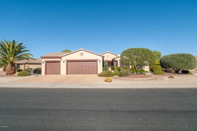 16926 W Oasis Springs Way, Surprise, AZ 85387 (MLS #6168221) :: Keller Williams Realty Phoenix