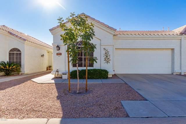 320 S 70TH Street #26, Mesa, AZ 85208 (MLS #6168228) :: Keller Williams Realty Phoenix
