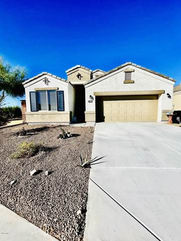 3840 N 310TH Drive, Buckeye, AZ 85396 (MLS #6168231) :: Keller Williams Realty Phoenix