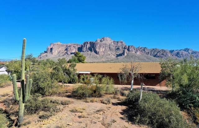 1025 N Arroya Road, Apache Junction, AZ 85119 (MLS #6168236) :: Conway Real Estate