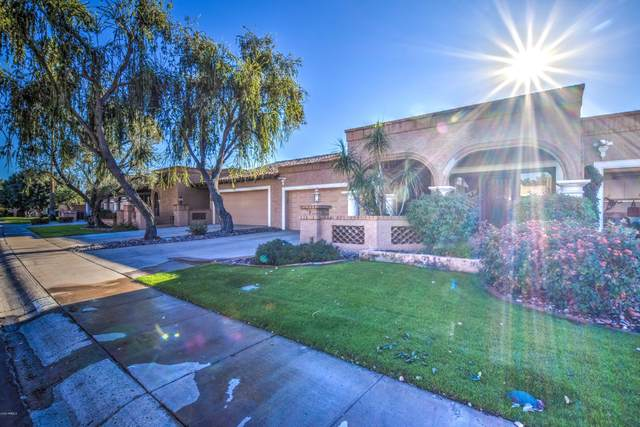 8101 E Via De La Escuela, Scottsdale, AZ 85258 (MLS #6168240) :: Keller Williams Realty Phoenix
