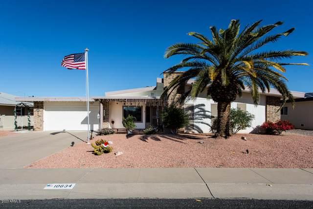 10634 W Manzanita Drive, Sun City, AZ 85373 (MLS #6168242) :: Keller Williams Realty Phoenix