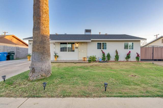 8109 W Fairmount Avenue, Phoenix, AZ 85033 (MLS #6168246) :: Brett Tanner Home Selling Team