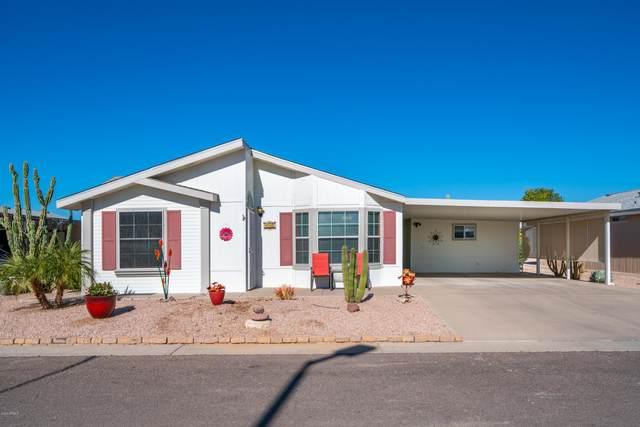 8500 E Southern Avenue #586, Mesa, AZ 85209 (MLS #6168254) :: Keller Williams Realty Phoenix