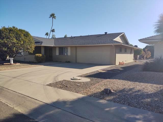 10924 W Camelot Circle S, Sun City, AZ 85351 (MLS #6168269) :: Lifestyle Partners Team