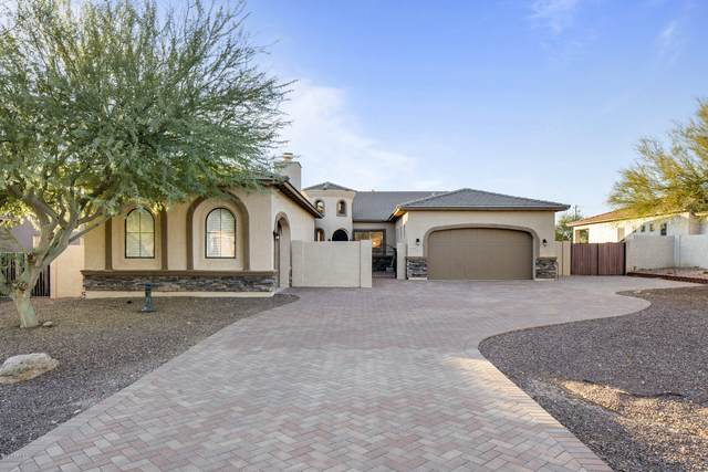 4098 S Last Chance Trail, Gold Canyon, AZ 85118 (MLS #6168284) :: Conway Real Estate