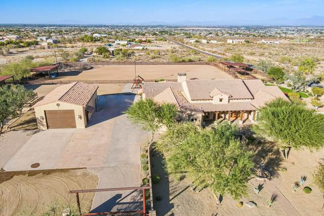8382 W Mustang Trail, Queen Creek, AZ 85142 (MLS #6168315) :: Conway Real Estate