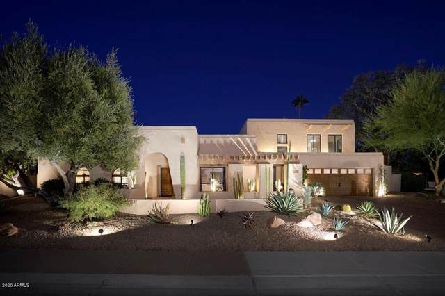 7603 N Via De La Siesta, Scottsdale, AZ 85258 (MLS #6168344) :: Maison DeBlanc Real Estate
