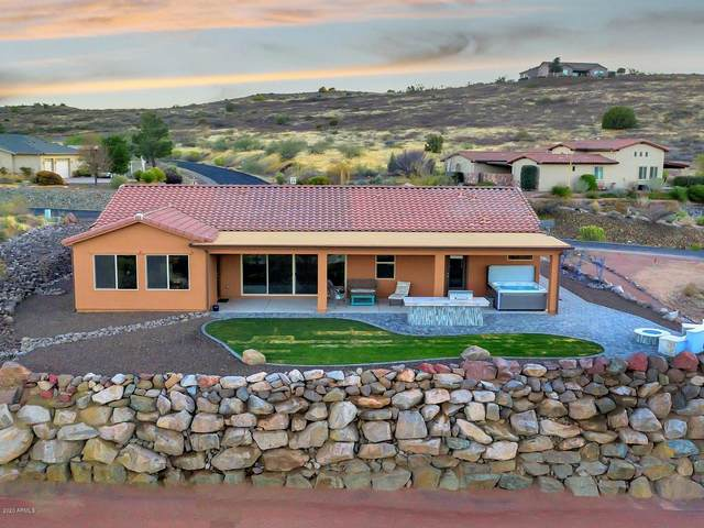 15720 E Broken Bit Road, Mayer, AZ 86333 (MLS #6168348) :: The W Group