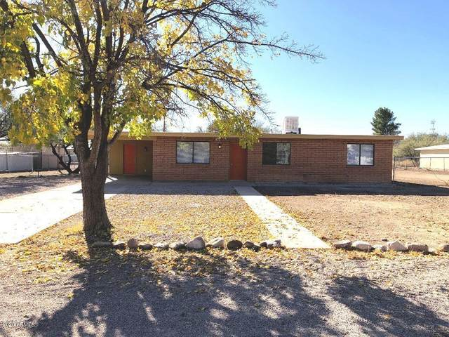 162 E Hickory Place, Huachuca City, AZ 85616 (MLS #6168375) :: Yost Realty Group at RE/MAX Casa Grande