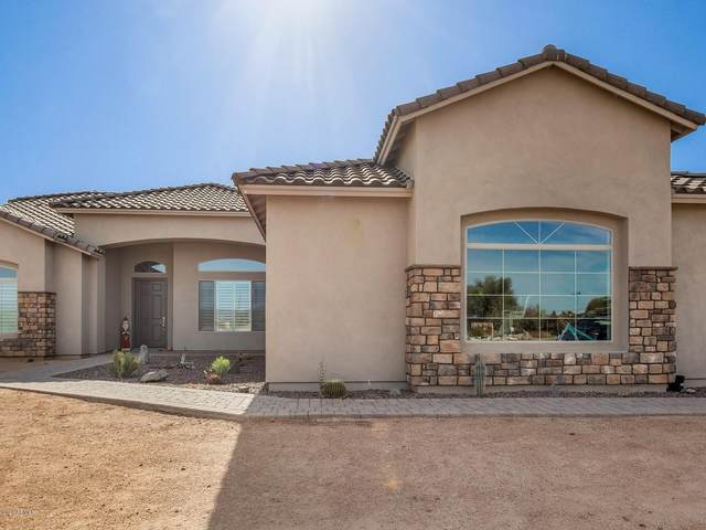 16205 E Blue Sky Drive, Scottsdale, AZ 85262 (MLS #6168392) :: The AZ Performance PLUS+ Team