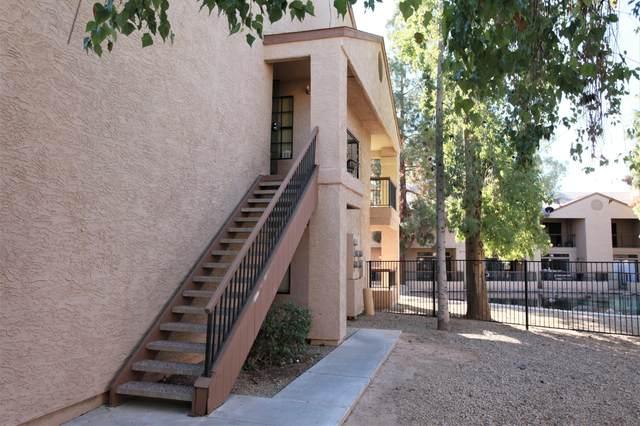 6550 N 47TH Avenue #284, Glendale, AZ 85301 (MLS #6168402) :: Conway Real Estate