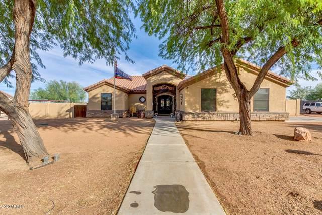 11235 S 193RD Drive, Buckeye, AZ 85326 (MLS #6168436) :: Yost Realty Group at RE/MAX Casa Grande