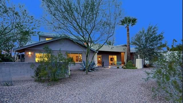 4614 N 66TH Street, Scottsdale, AZ 85251 (MLS #6168519) :: The Ellens Team