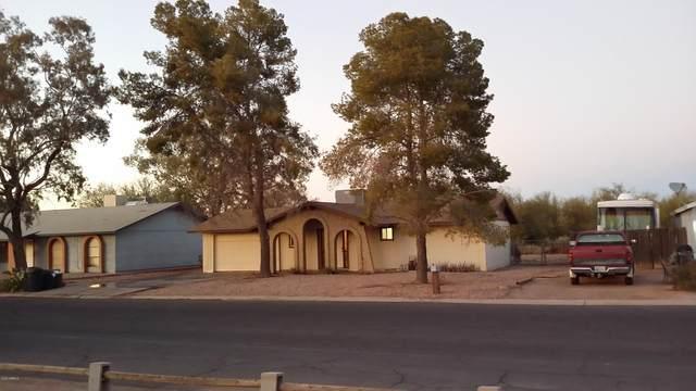 744 W Calle Tuberia, Casa Grande, AZ 85194 (MLS #6168531) :: Yost Realty Group at RE/MAX Casa Grande