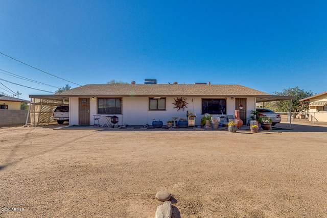 170 S Grand Drive, Apache Junction, AZ 85120 (MLS #6168628) :: Maison DeBlanc Real Estate