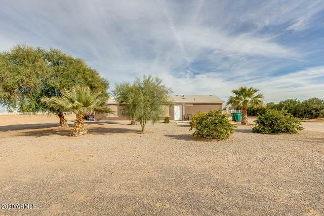 9527 N Salmonson Way, Maricopa, AZ 85139 (MLS #6168634) :: Maison DeBlanc Real Estate