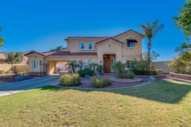 7293 W Mariposa Grande Lane, Peoria, AZ 85383 (MLS #6168661) :: John Hogen   Realty ONE Group