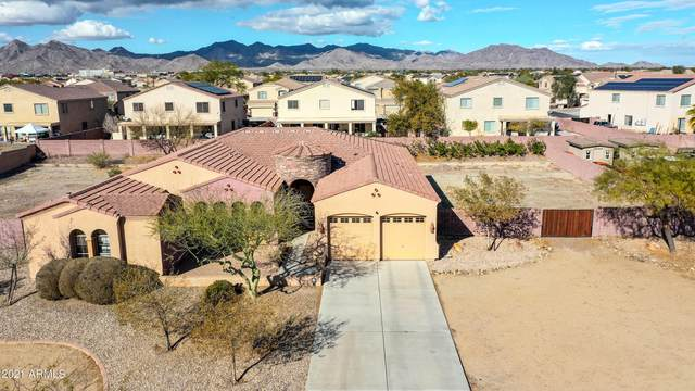 23202 W Durango Street, Buckeye, AZ 85326 (MLS #6168677) :: Executive Realty Advisors