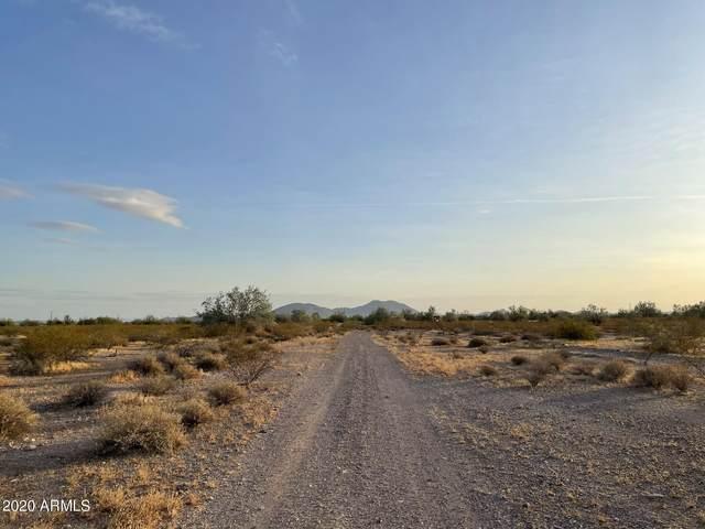 0 N Missouri Avenue, Tonopah, AZ 85354 (MLS #6168753) :: RE/MAX Desert Showcase