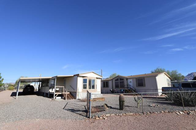 1416 E 22ND Avenue, Apache Junction, AZ 85119 (MLS #6168759) :: Maison DeBlanc Real Estate
