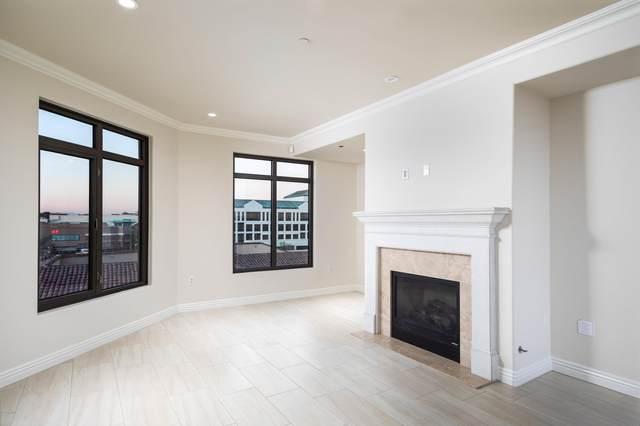 7181 E Camelback Road #602, Scottsdale, AZ 85251 (MLS #6168837) :: Maison DeBlanc Real Estate
