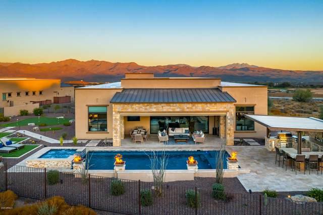 17440 E Brushy Mountain Court, Rio Verde, AZ 85263 (MLS #6168905) :: Lucido Agency