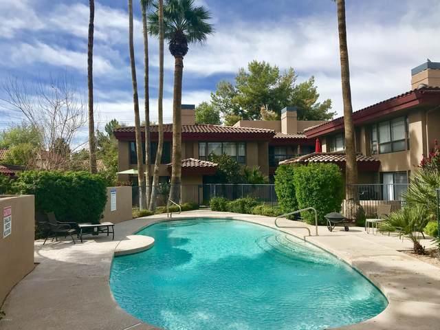 4327 N 28TH Street #109, Phoenix, AZ 85016 (MLS #6168907) :: Conway Real Estate