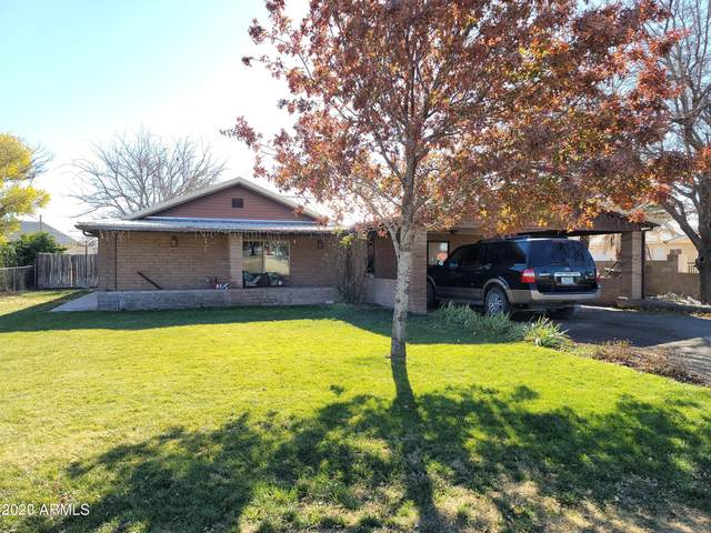 860 W Airport Road, Willcox, AZ 85643 (MLS #6168921) :: Nate Martinez Team