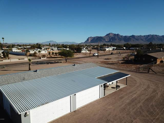 525 E 26TH Avenue, Apache Junction, AZ 85119 (MLS #6168956) :: The Ellens Team