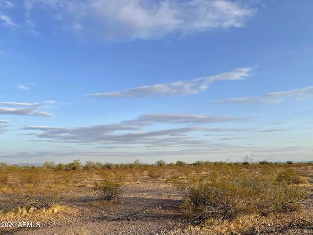 0 N Missouri Avenue, Tonopah, AZ 85354 (MLS #6168977) :: RE/MAX Desert Showcase