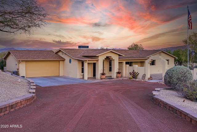 1885 Hillside Drive, Wickenburg, AZ 85390 (MLS #6169083) :: Yost Realty Group at RE/MAX Casa Grande