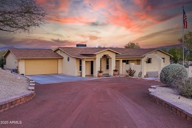1885 Hillside Drive, Wickenburg, AZ 85390 (MLS #6169083) :: Long Realty West Valley
