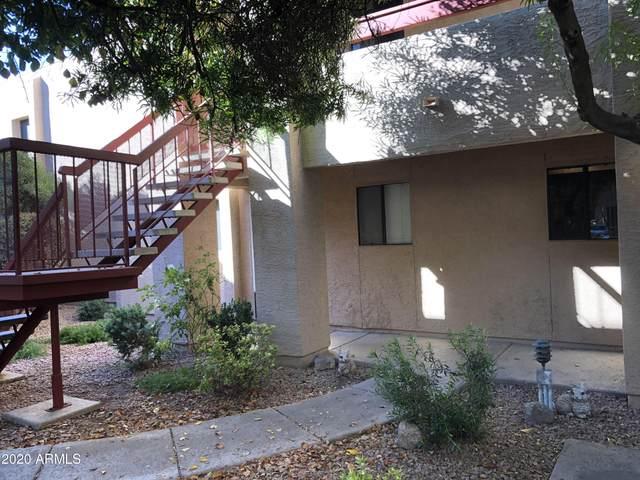 3131 W Cochise Drive #168, Phoenix, AZ 85051 (MLS #6169190) :: The Riddle Group