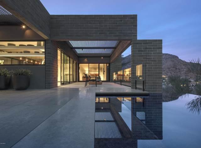 6200 E Hummingbird Lane, Paradise Valley, AZ 85253 (MLS #6169201) :: Devor Real Estate Associates