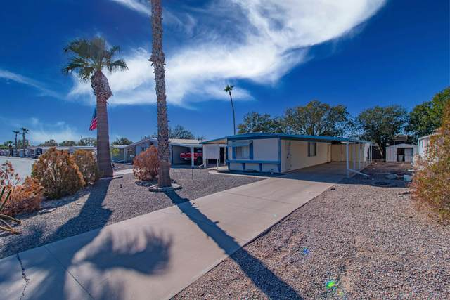 2189 N Cajeme Avenue, Casa Grande, AZ 85122 (MLS #6169220) :: NextView Home Professionals, Brokered by eXp Realty