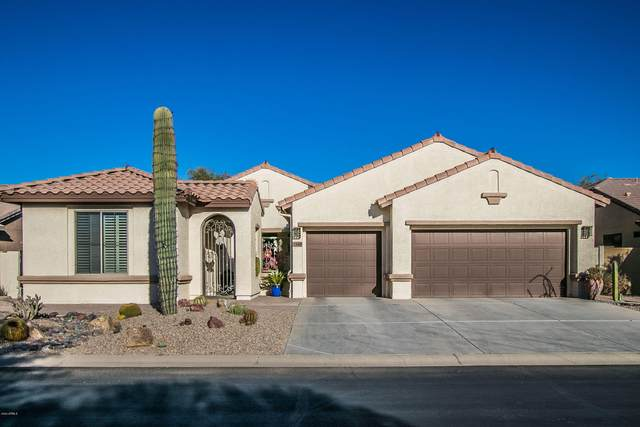5386 W Posse Drive, Eloy, AZ 85131 (MLS #6169243) :: Long Realty West Valley