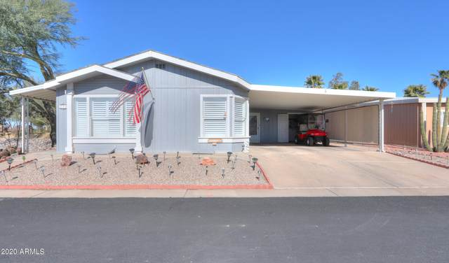2054 N Thornton Road #1, Casa Grande, AZ 85122 (MLS #6169265) :: Service First Realty