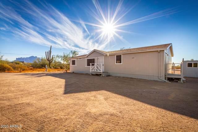 4176 N Saguaro Drive, Apache Junction, AZ 85120 (MLS #6169339) :: Maison DeBlanc Real Estate