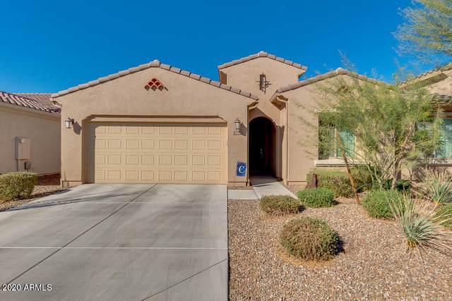 4790 W Gulch Drive, Eloy, AZ 85131 (MLS #6169364) :: Maison DeBlanc Real Estate