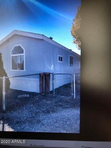 840 N Fort Avenue #59, Sierra Vista, AZ 85635 (MLS #6169429) :: Maison DeBlanc Real Estate