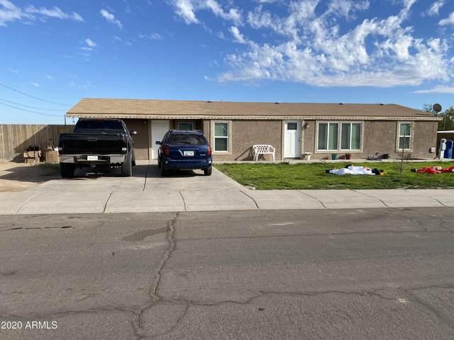 5201 S 109TH Avenue, Tolleson, AZ 85353 (MLS #6169438) :: Maison DeBlanc Real Estate