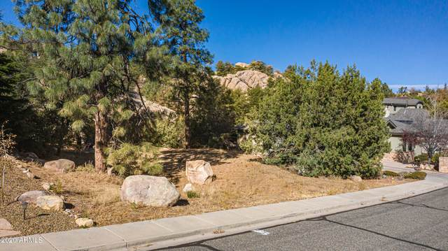 1656 Granite Springs Drive, Prescott, AZ 86305 (MLS #6169459) :: The Daniel Montez Real Estate Group