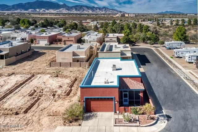 236 S Sky Ranch Road, Sierra Vista, AZ 85635 (MLS #6169468) :: Yost Realty Group at RE/MAX Casa Grande